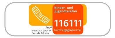 Nummer gegen Kummer 116111