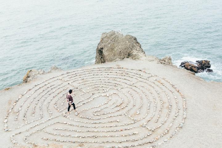 Im Labyrinth des Lebens