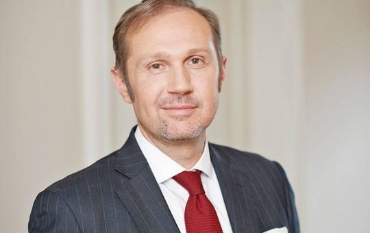 Justiziar Dr. Christopher Benkert