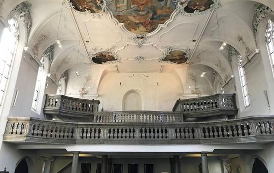 Orgelneubau in der Pfarrkirche Sankt Bartholomäus