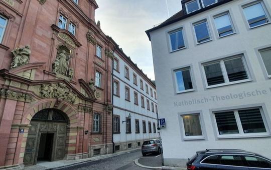 Das Priesterseminar in Würzburg
