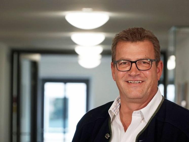Familienbund-Vorsitzender Manfred Köhler