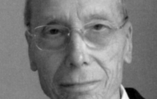 Professor em. Dr. Klaus Ganzer gestorben