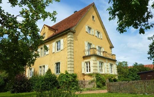 Landjugenhaus Dipbach von außen