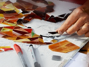 Mosaiksteine zusammenlegen
