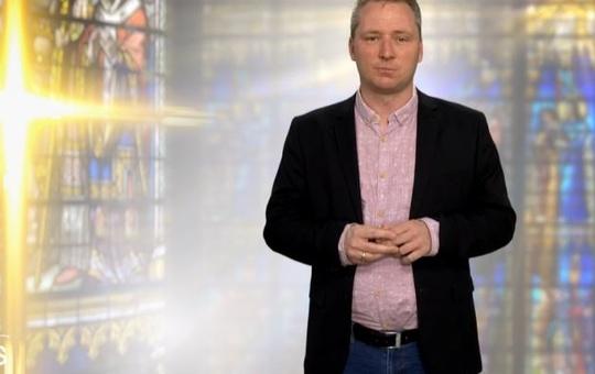 Pastoralreferent Dr. Thorsten Kapperer bei Bibel TV