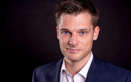 Domkantor Alexander Rüth