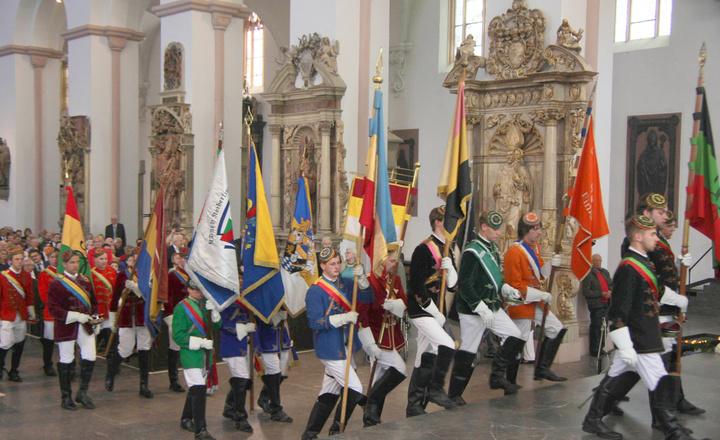 2016 feierte der Cartellverband sein 160-jähriges Bestehen.