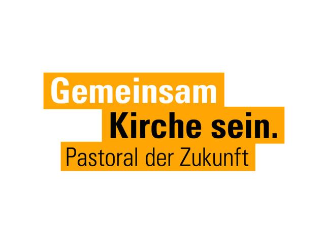 Logo Gemeinsam Kirche sein. Pastoral der Zukunft