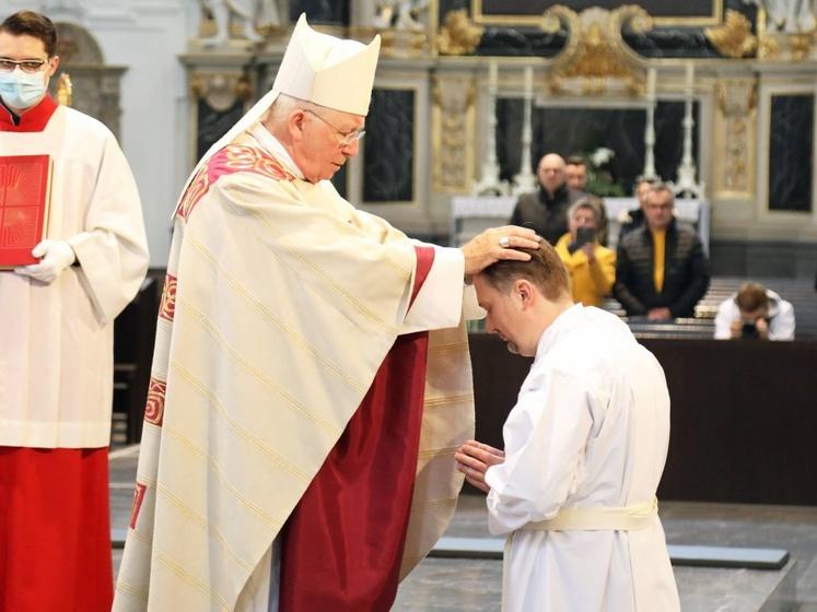 Diakonenweihe von Uwe Becker