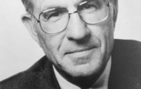 Anton Feiler, ehemaliger Caritasdirektor.