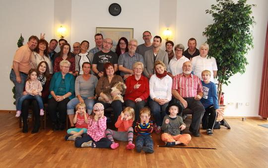 Ensemble der Laienspielgruppe Dompfarrei Würzburg