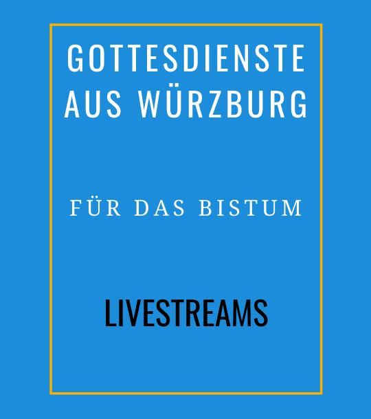 Banner Gottesdienste im Livestream