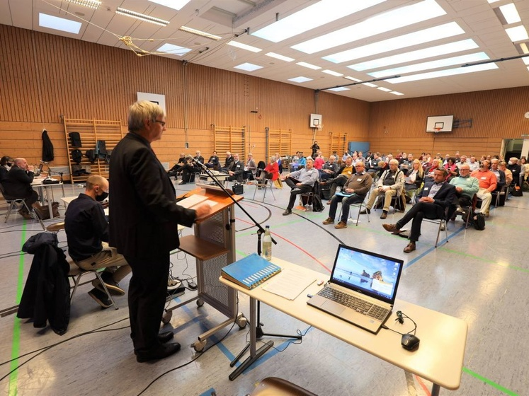 Herbstvollversammlung des Diözesanrats
