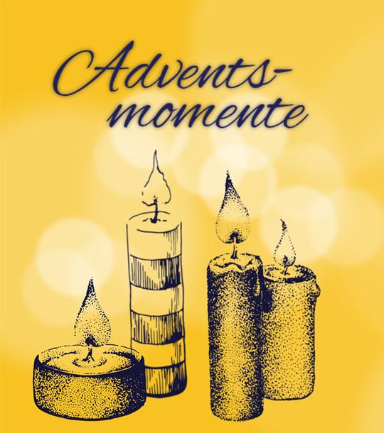 Banner Adventsmomente