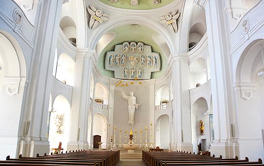 Sankt Michael Würzburg
