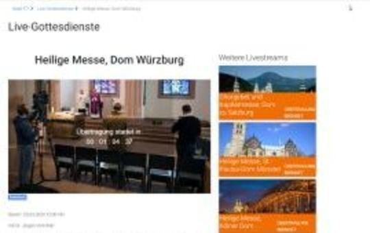 Der Onlinelivestream auf BibelTV