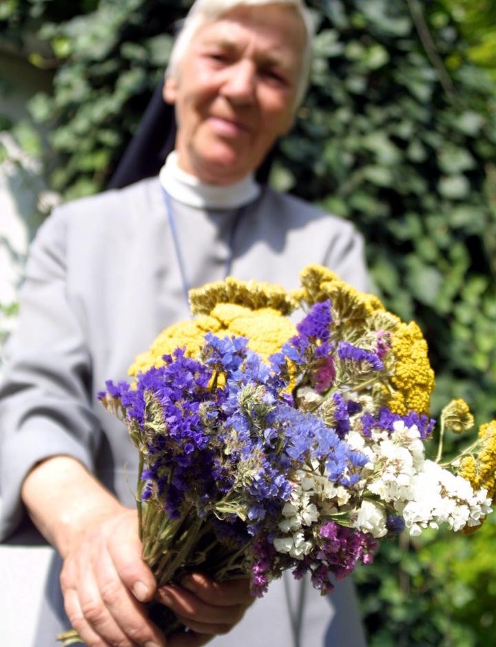 Kräuterbuschen zu Mariä Himmelfahrt