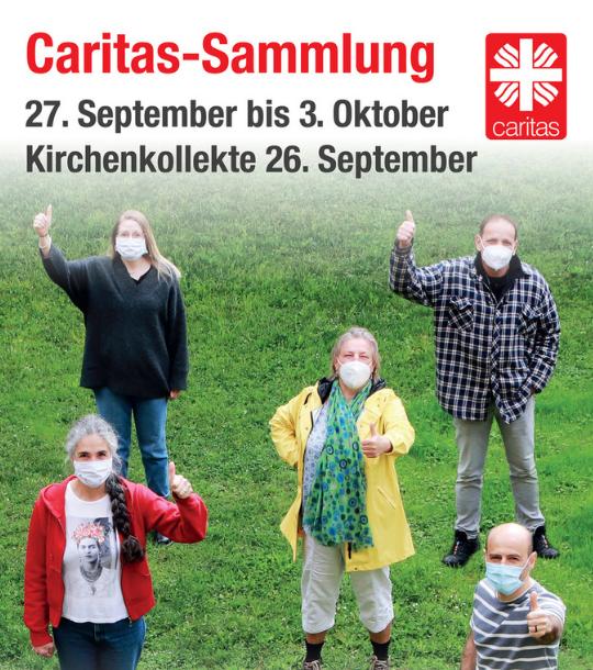 Caritas-Sammlung 2021