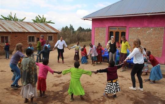 Mitglieder der KjG in Tansania
