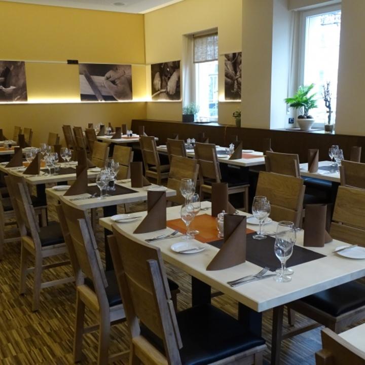 Restaurant HandWerk im Kolping Hotel Schweinfurt