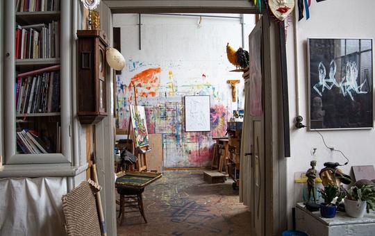 Das offene Atelier