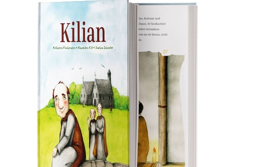 Cover des Kinderbuchs