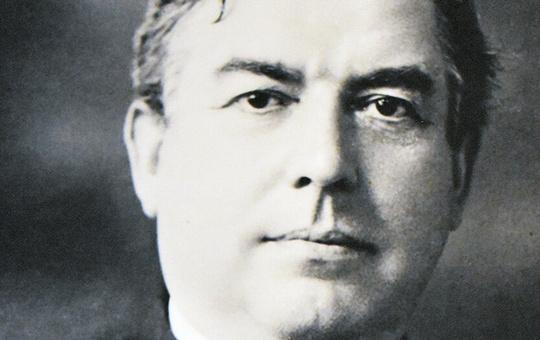 Der verstorbene Caritas-Gründer Lorenz Werthmann