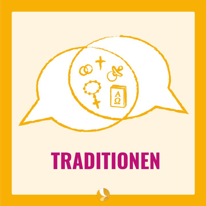 Konfessionen unterscheiden sich in manch einer Tradition