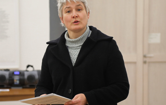 Schwester Katharina Ganz