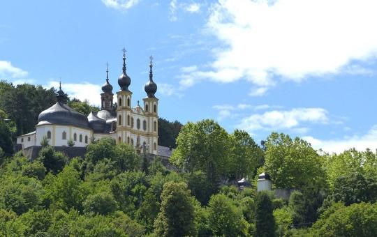Das Käppele in Würzburg
