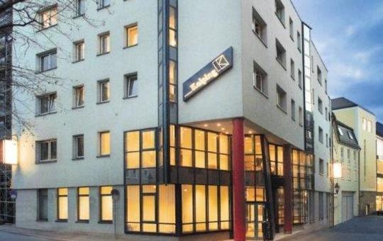 Kolping-Akademie-Würzburg von außen