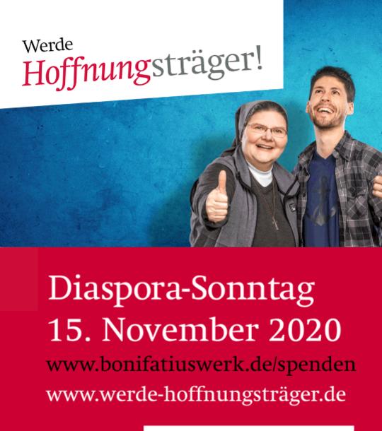 Banner Diaspora-Sonntag 2020