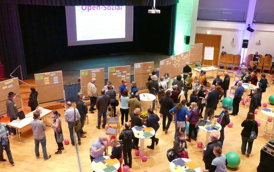Open-Sozial Veranstaltung der KAB Miltenberg