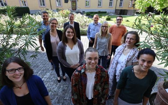 Teilnehmerinnen und Teilnehmer der Einführungstage für Pastorale Berufe