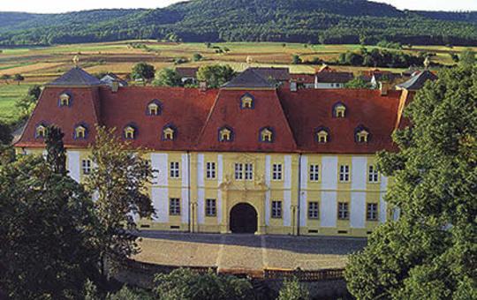 Museum Schloss Oberschwappach Außenansicht