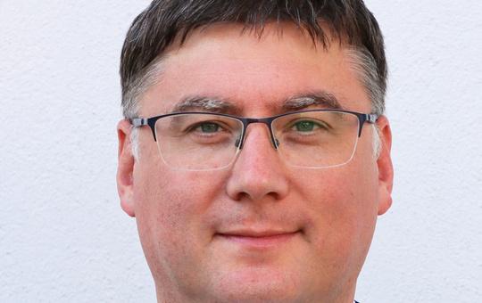 Pastoralreferent Bernhard Lutz