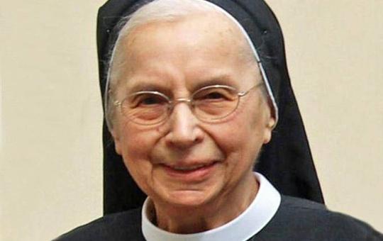 Schwester Marietta Lermer