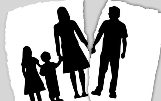Symbolbild Scheidung