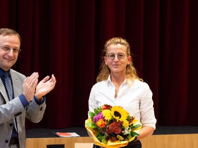 Bei der Wahlversammlung am 8. Oktober benannten die Vertreter der Rechtsträger Anke Schäflein als Vertreterin in der Regionalkommission Bayern der Arbeitsrechtlichen Kommission.
