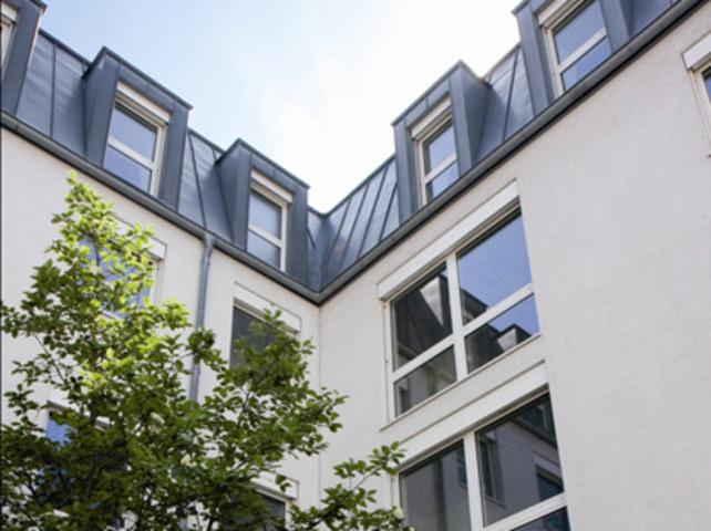 Bürogebäude der SBW-Bauträger- und Verwaltungsgesellschaft