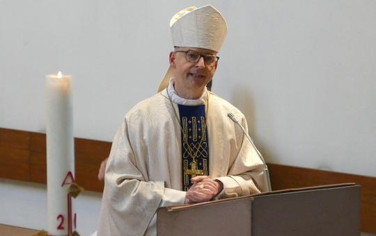 Bischof Franz
