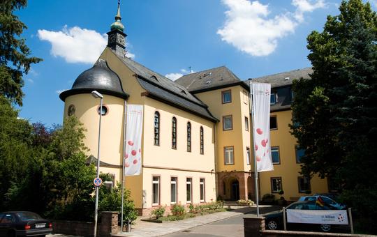 Jugendhaus St. Kilian von außen
