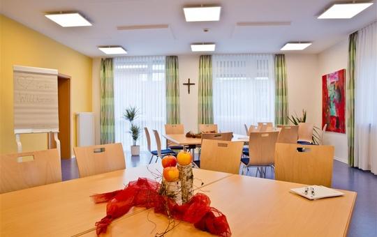 Tagungsraum des Hauses Sankt Michael in Bad Königshofen
