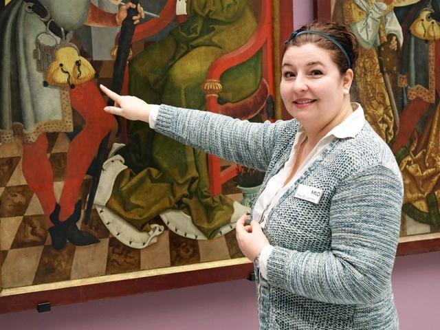 Yvonne Lemke, Museum am Dom