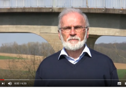 YouTube-Kanal der Pfarreiengemeinschaft Christopherus im Mainboge