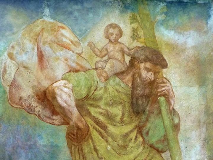 Heiliger Christophorus