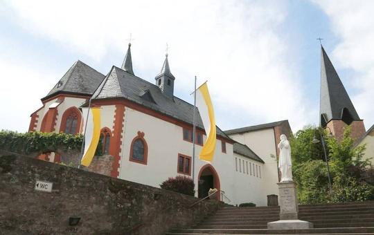 Wallfahrtskirche Mariä Himmelfahrt Hessenthal