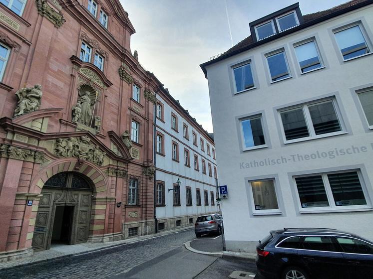 Das Würzburger Priesterseminar