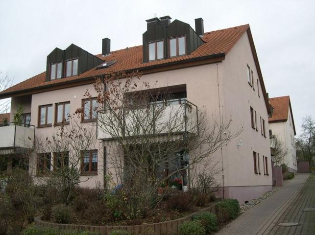Wohnhaus des St. Bruno-Werks